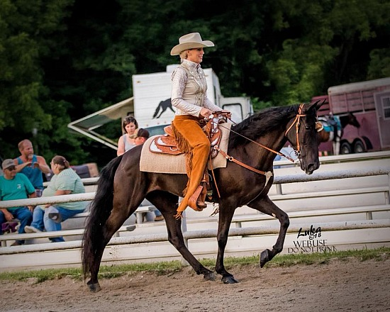 Friday - (August) Carter County Shrine Club Horse Show